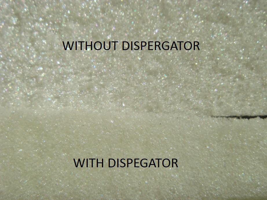 comparatif dispergator